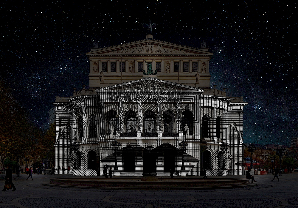 Belonging © Xenorama, Alte Oper, Luminale2020